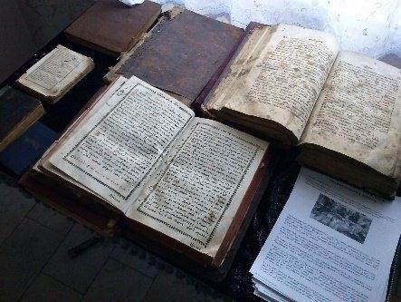 День православной книги. Выставка в храме. 12 марта 2017 г.