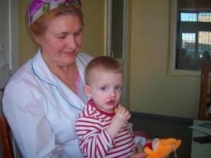 Даниил, 1 год 8 месяцев, инфекционное отделение ГКБ № 9.